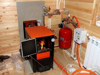 Выбор твердотопливного котла для отопления частного дома