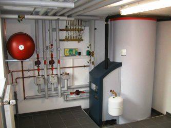 Автономный газовый котел для отопления частного дома