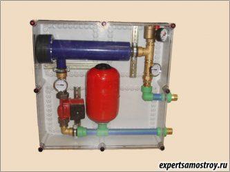Ионный котел отопления для морской воды