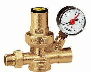 Автоматический регулятор давления воды в системе отопления
