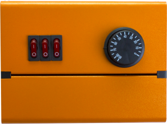 Пульт управления котлом отопления