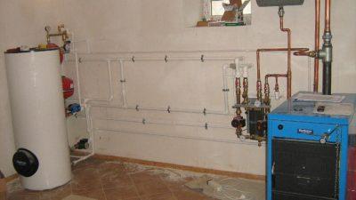 Первый пуск отопления в частном доме