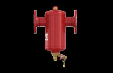 Сепаратор для системы отопления закрытого типа