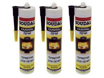 Герметик для котлов отопления высокотемпературный
